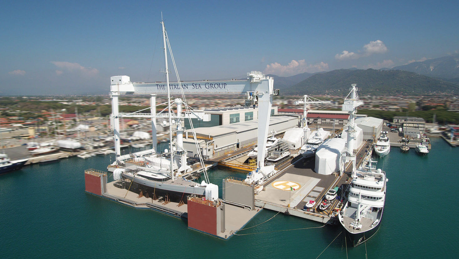 shipyard - nca refit